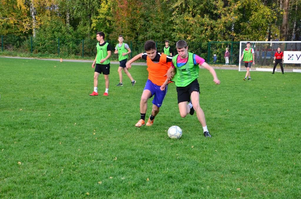 В Кирово-Чепецке завершился турнир по дворовому футболу