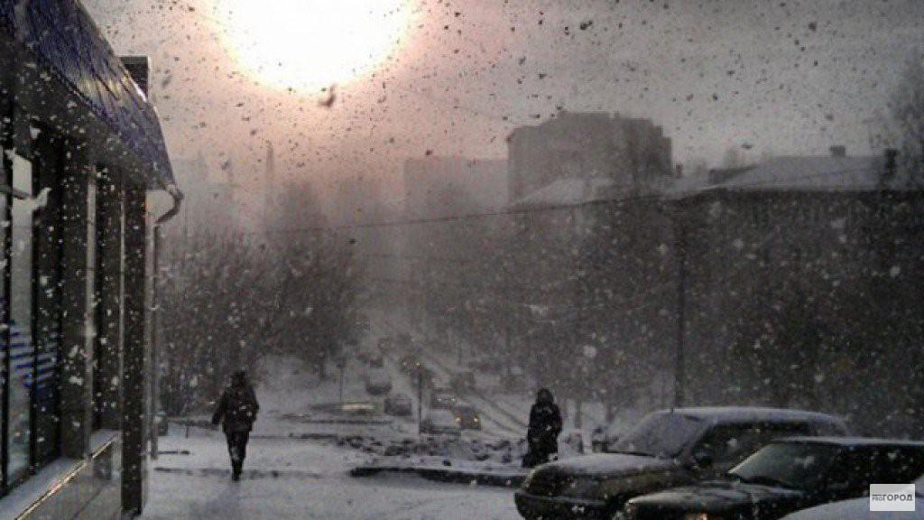 -4 градуса, мокрый снег и сильный ветер: погода в Кирово-Чепецке на 26 сентября
