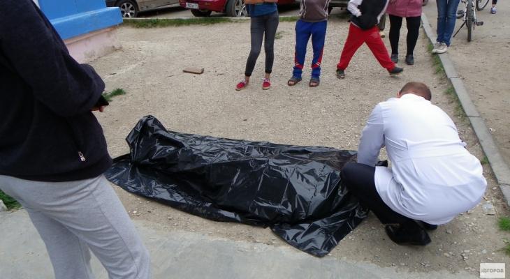 В Кирово-Чепецком районе на глазах друзей умер 14-летний парень