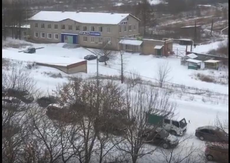 «Полгорода опоздали на работу»: в Чепецке из-за ДТП образовалась километровая пробка