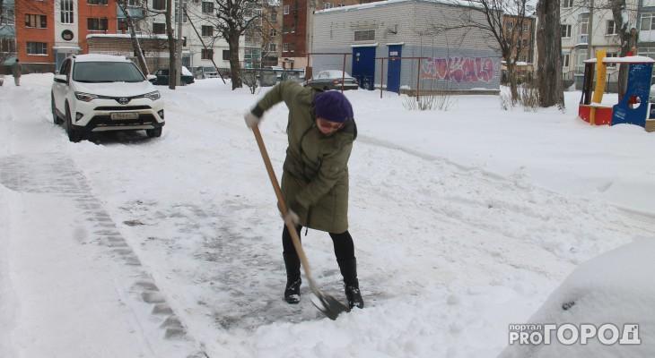 Оттепель, а потом морозы до -20: прогноз погоды на ноябрь в Кирово-Чепецке