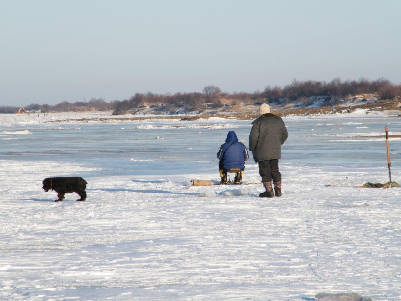 В Кирово-Чепецком районе рыбак провалился под лед и утонул