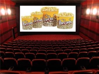 Топ-3 фильмов на выходные