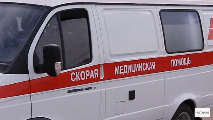В Чепецке в пятницу тринадцатого умер мужчина при загадочных обстоятельствах (Осторожно шокирующее фото)