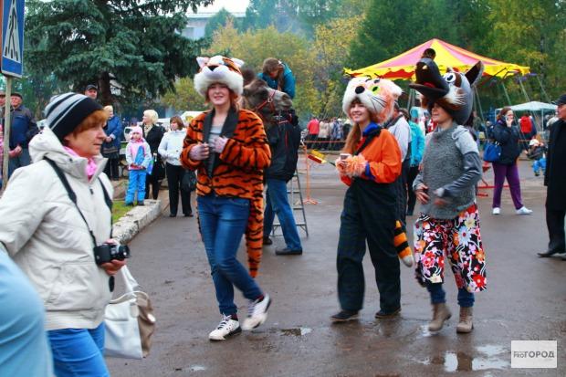День молодежи в Чепецке: пенная вечеринка, концерт и  мастер-класс по косоплетению