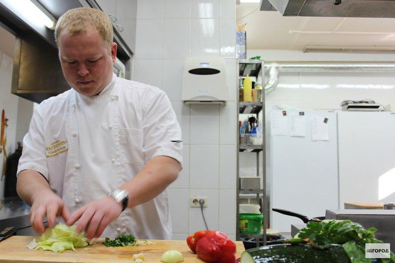 Рецепт дня: салат из овощей от шеф-повара