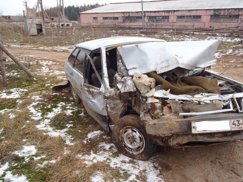 В Кировской области в 2014 году произошло 1423 ДТП: погибло 158 человек