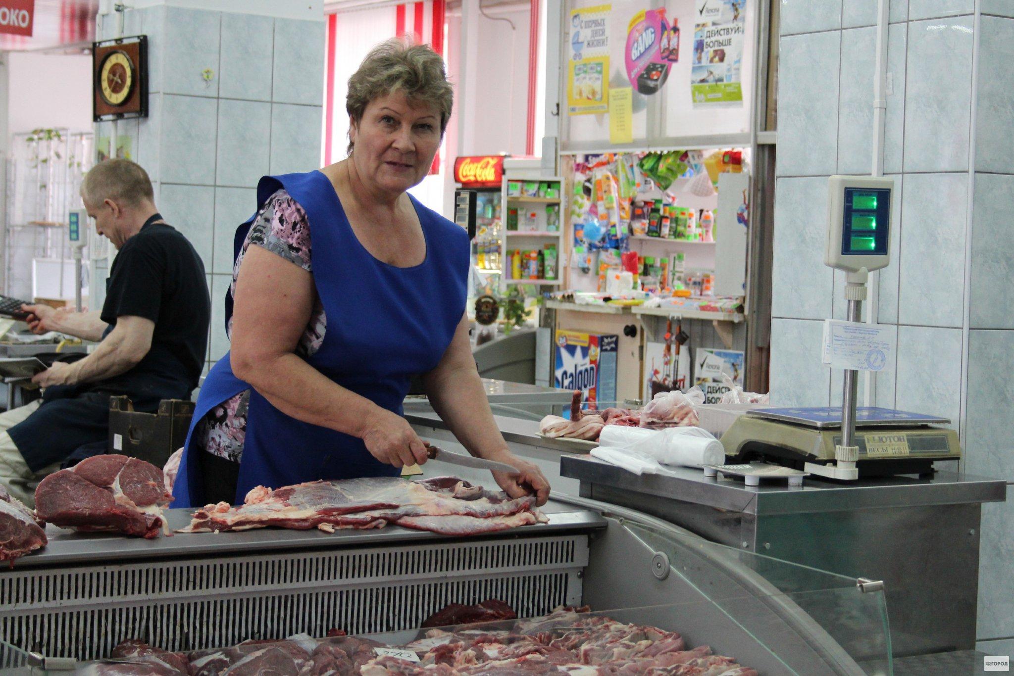 За год цена на тонну мяса в Кировской области выросла почти на 30 000 рублей