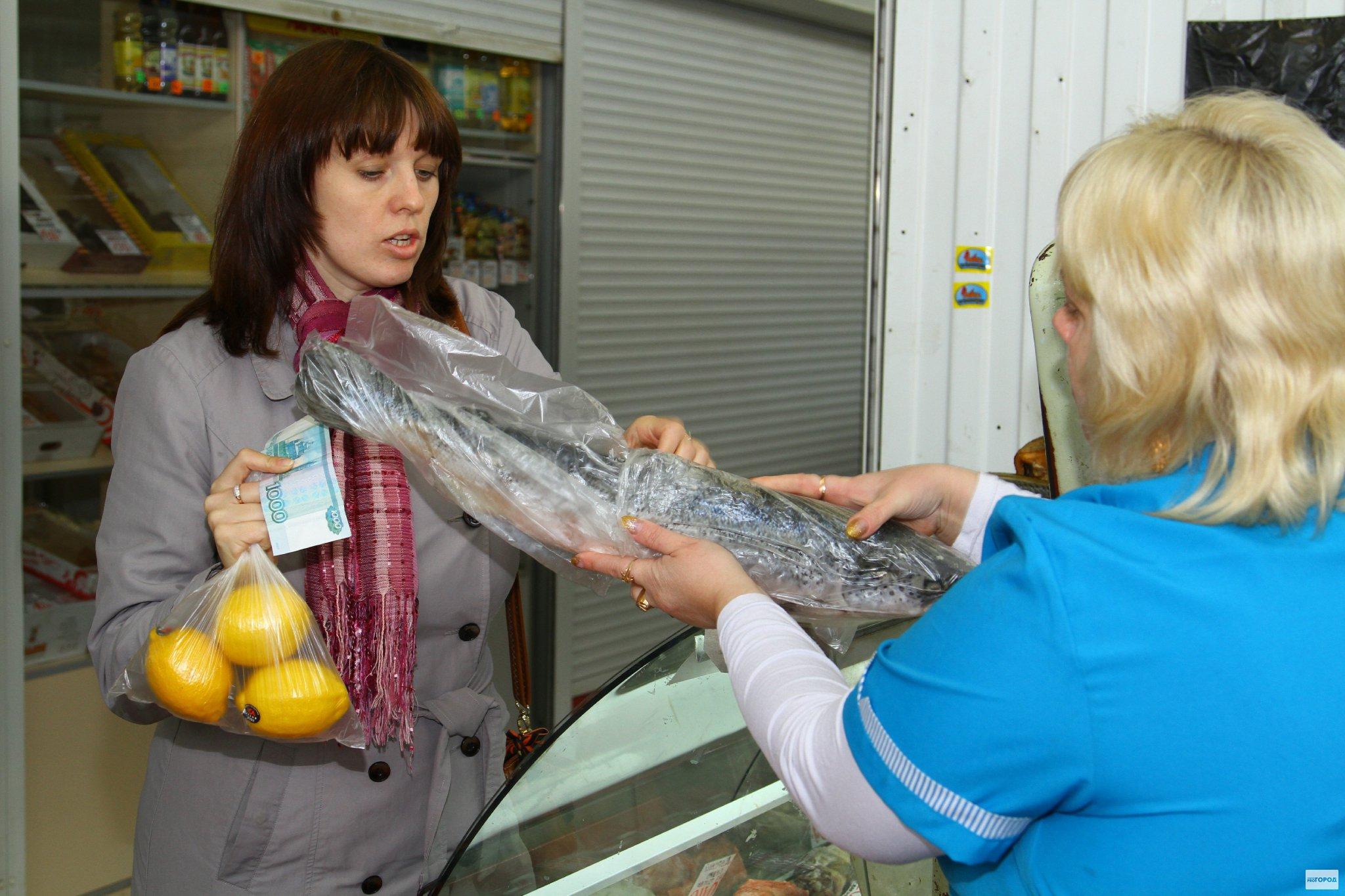 В Кирово-Чепецке с Нового года продукты подорожают на 30 процентов