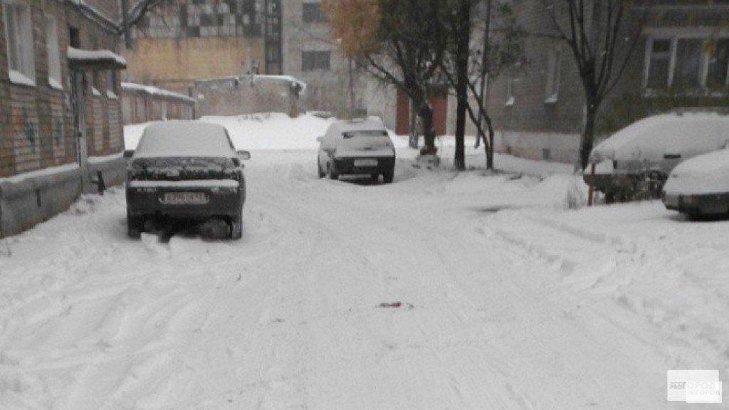 Погода в Кирово-Чепецке: выходные будут пасмурными и снежными