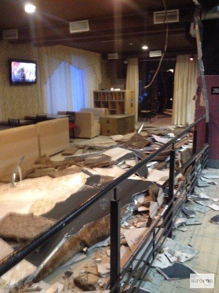 Разгром кафе «Клякса»: Владимир Сунцов не намерен восстанавливать свой клуб