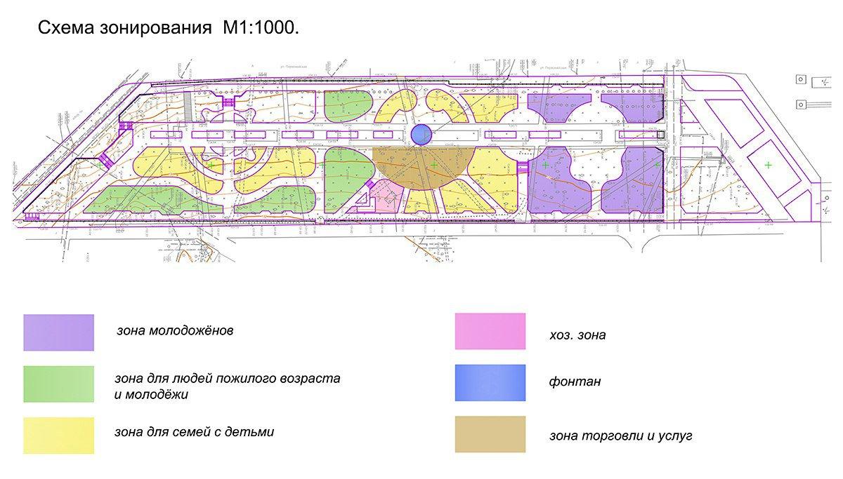 «Аллею любви» в Кирово-Чепецке в 2015 году реконструировать не будут