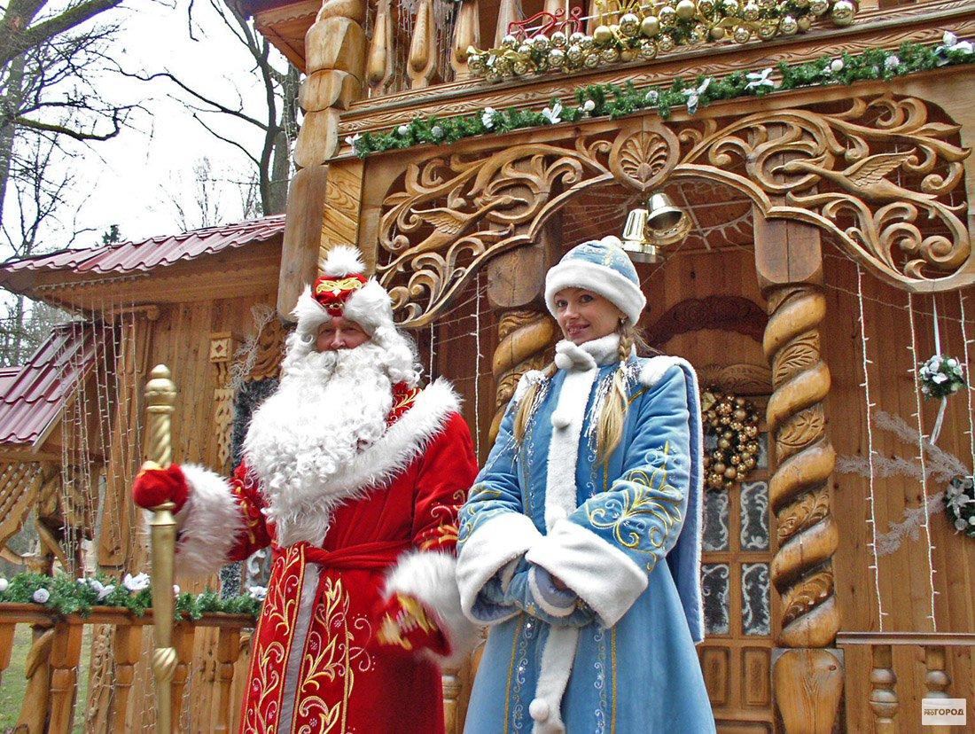 Маленькие чепчане в новогодние праздники смогут уехать в Великий Устюг в гости к Деду Морозу
