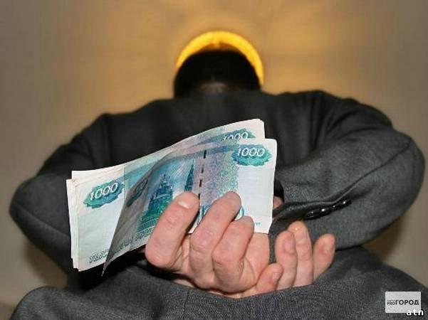 В Кирово-Чепецке пьяный хотел откупиться от полицейских 5 тысячами рублей