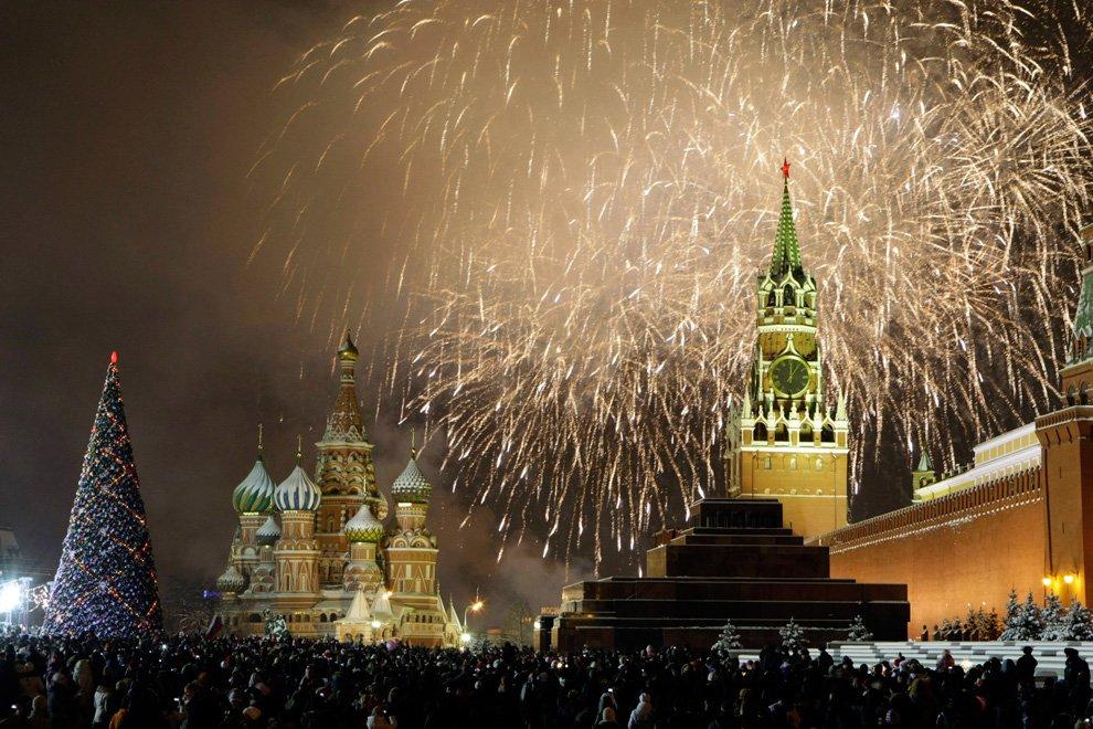 Как активно провести время зимой в Москве?