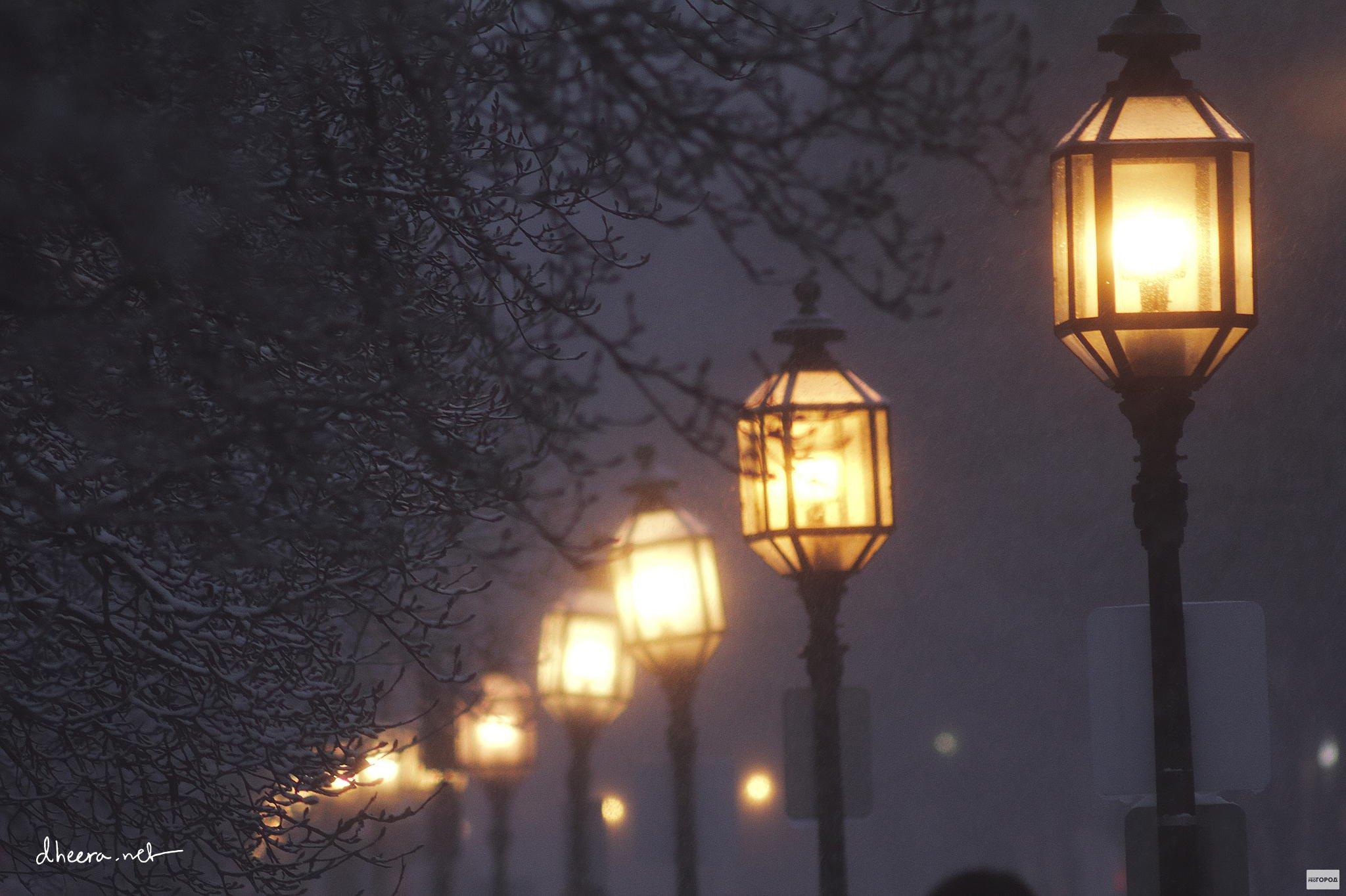 В 2015 году на некоторых улицах Кирово-Чепецка  появится освещение