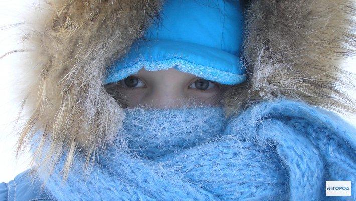 Погода в Кирово-Чепецке: горожан ждут 30-градусные морозы