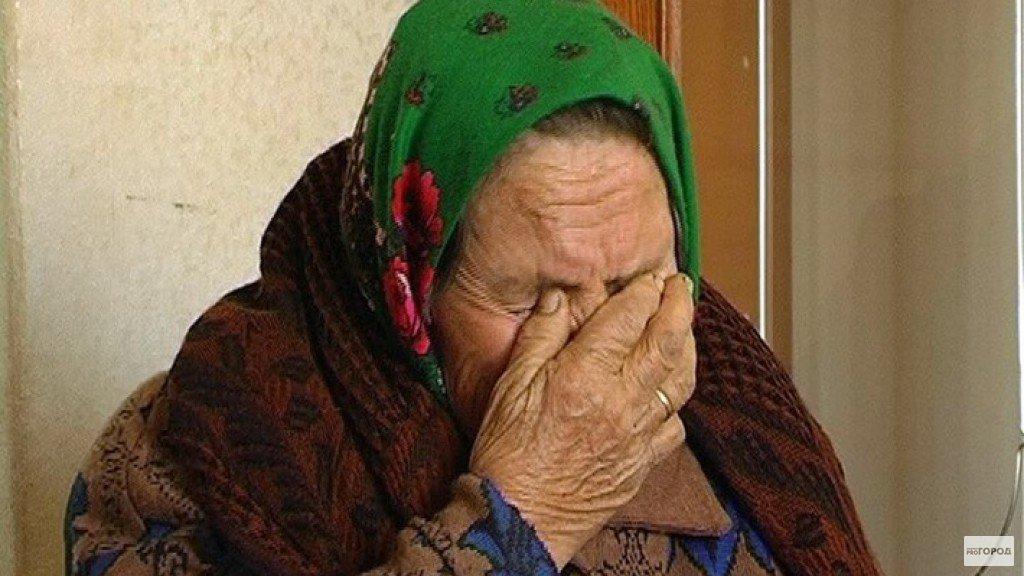 В Кирово-Чепецке прохожие помогли пенсионерке поймать грабителя