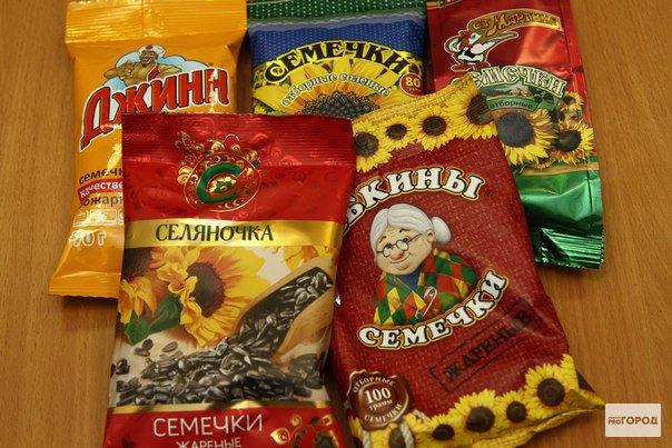 Городской эксперимент: какие семечки в Кирово-Чепецке самые вкусные?