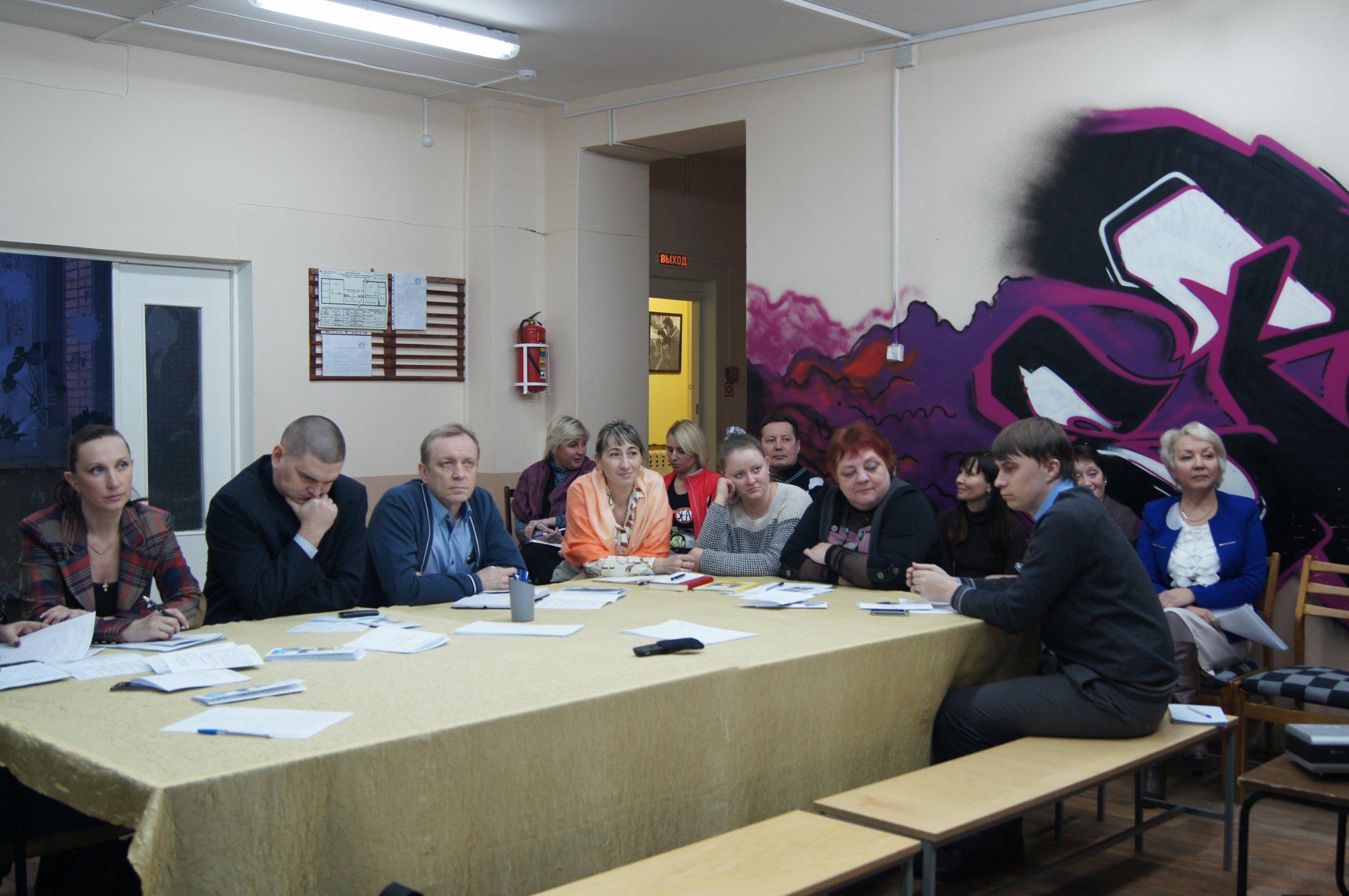 """Сотрудники """"ЗМУ КЧХК"""" поделились опытом общественной работы"""
