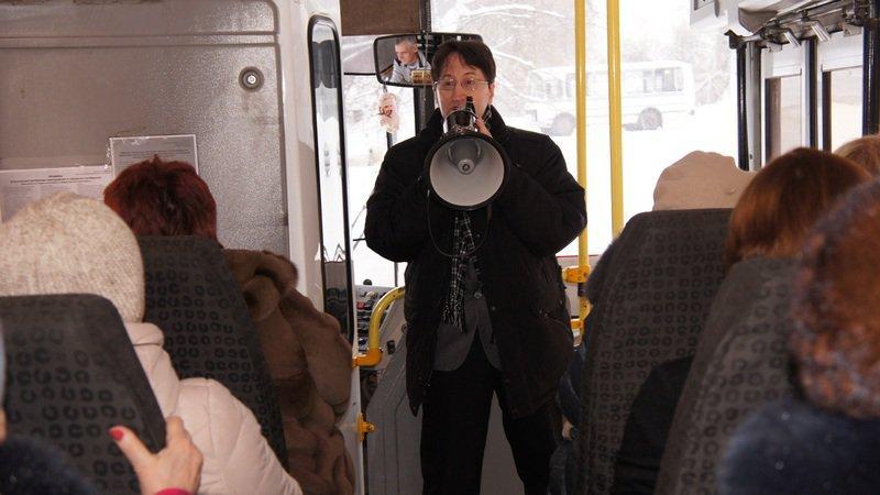 Первая автобусная экскурсия по Кирово-Чепецку пройдет 21 февраля