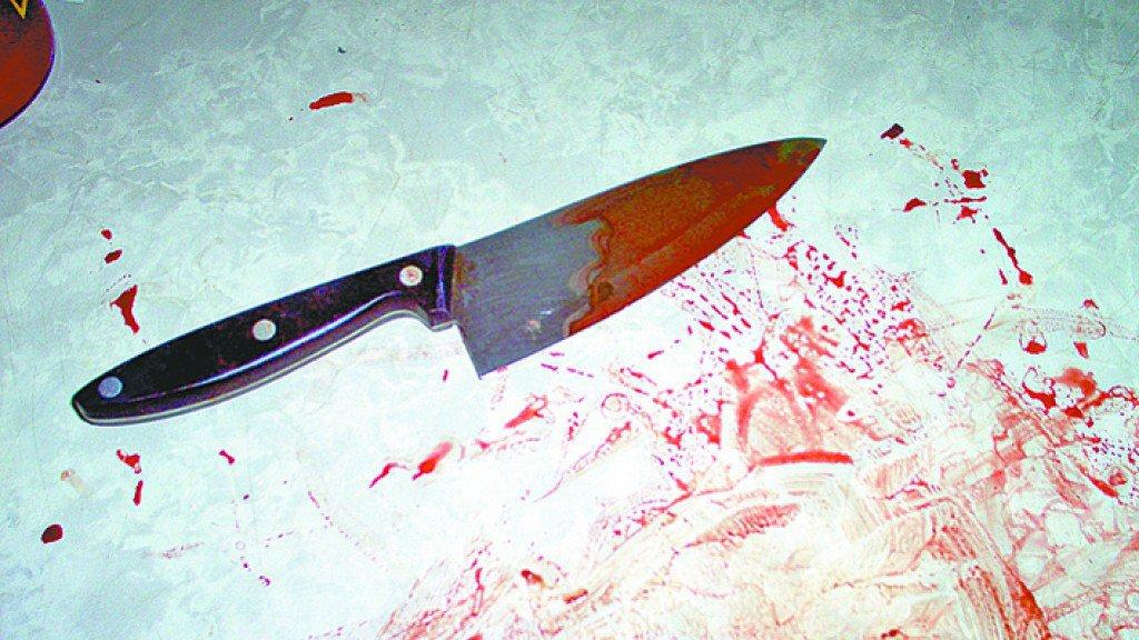 Чепчанка убила сожителя, вонзив нож в грудь