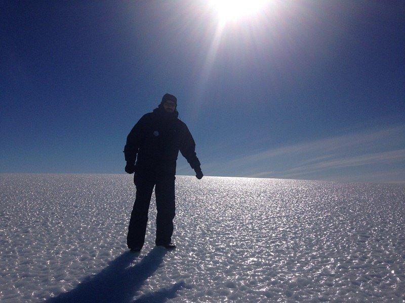 Турист в Антарктиде: «Там - как в тюрьме»
