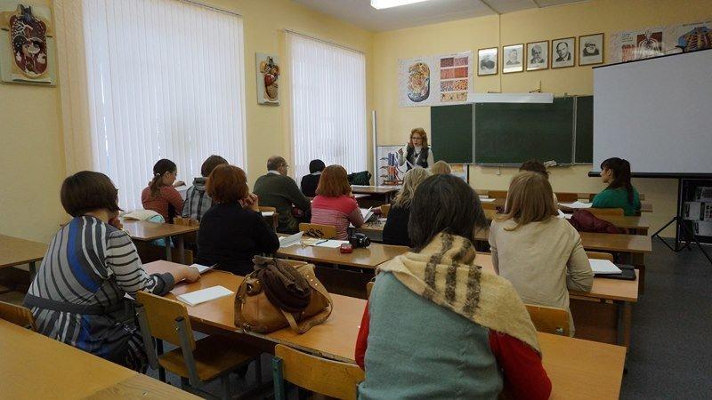 Чепчане смогут посетить бесплатные уроки по русскому языку и подготовиться к «Тотальному диктанту - 2015»