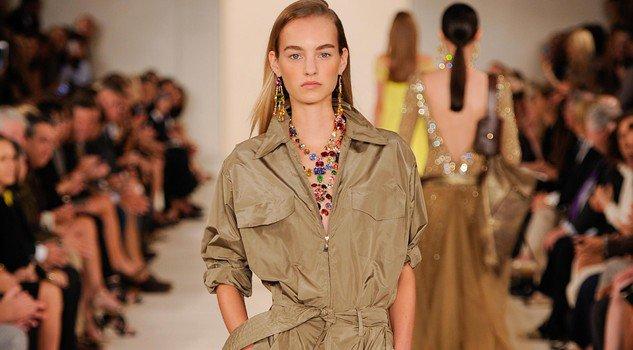 Ralph Lauren вновь вводит в моду простоту