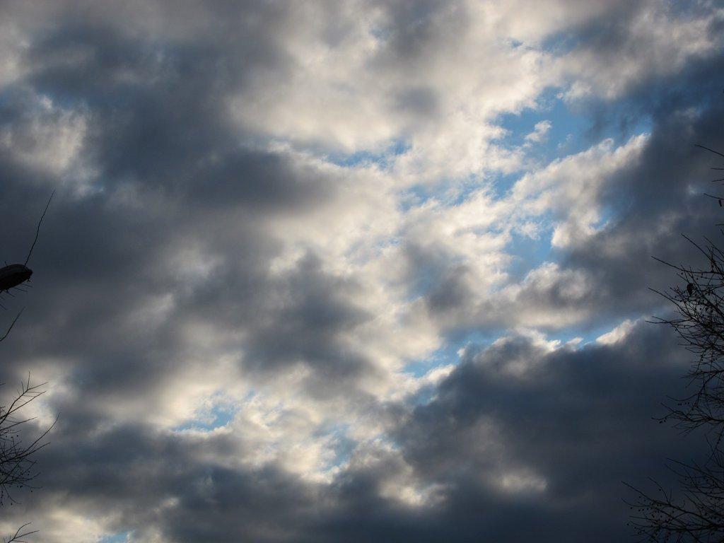 Погода на выходные: в Кирово-Чепецке будет облачно и выпадет снег