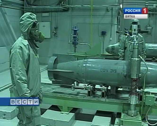 В Чепецке законсервируют радиоактивные отходы