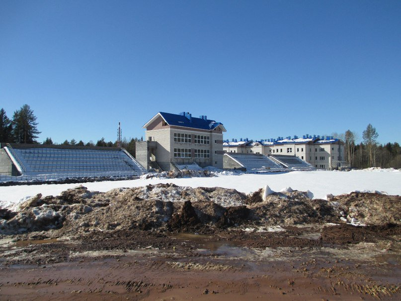Строительство биатлонного комплекса в Перекопе завершат в 2015 году