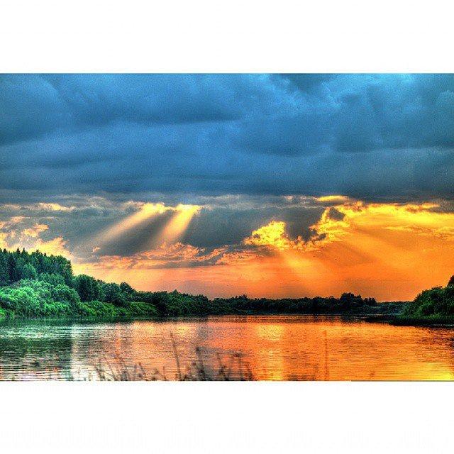 Этим летом в Кирово-Чепецке часто будут ураганы