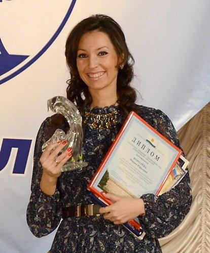 Учителем года в Кировской области стала преподаватель английского из Кирово-Чепецка