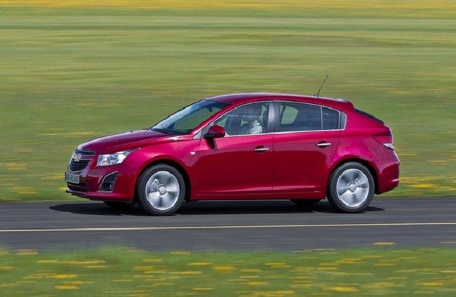 Chevrolet Cruze универсал: оправдывая ожидания