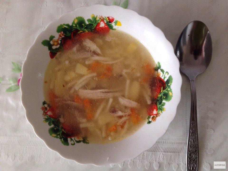 Рецепты: три вкусных супа из курицы