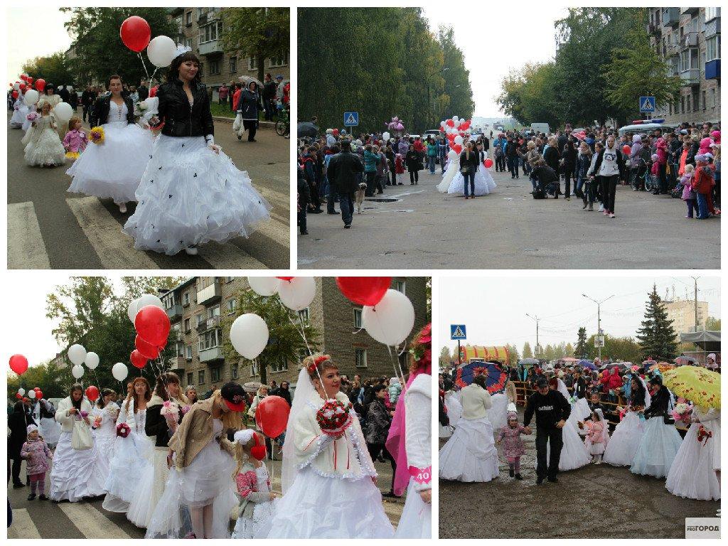 Чепчанок приглашают принять участие в Параде невест-2015