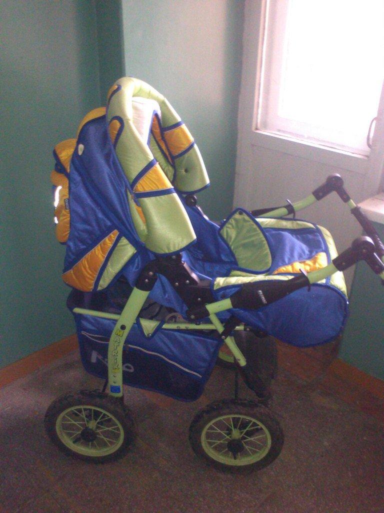"""""""Эффект Pro Города"""": чепчанка подарила коляску ребенку-инвалиду, который лишился ее в пожаре"""