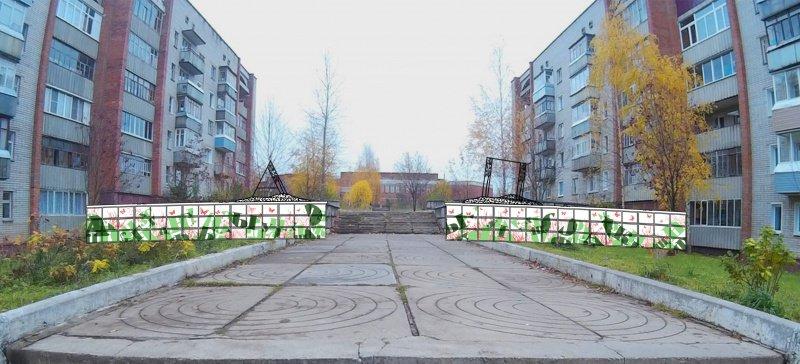 В Кирово-Чепецке появятся скульптуры в виде букв русского алфавита
