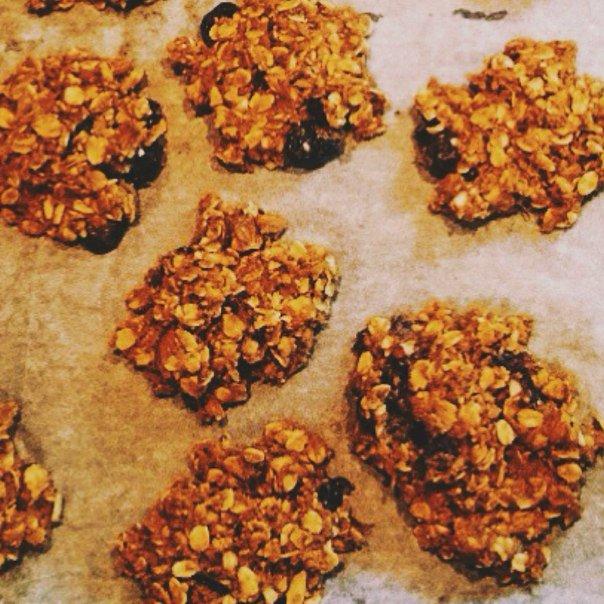 Едим и худеем: полезное печенье