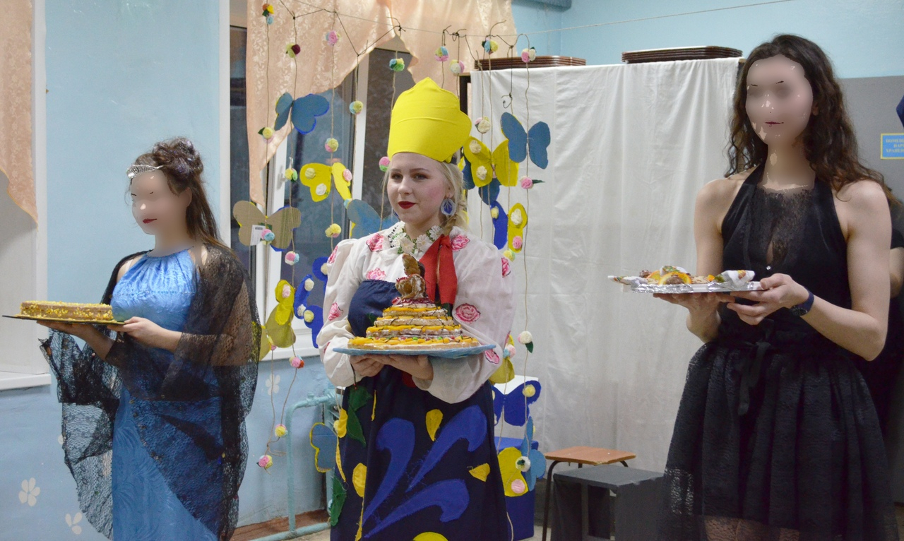 Модный показ в тюрьме: осужденные из Чепецка приняли участие в конкурсе красоты