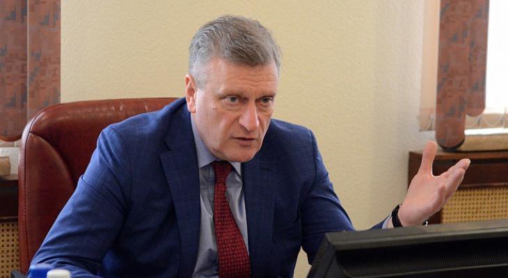 Игорь Васильев назначил и.о. губернатора, а сам уехал в Москву