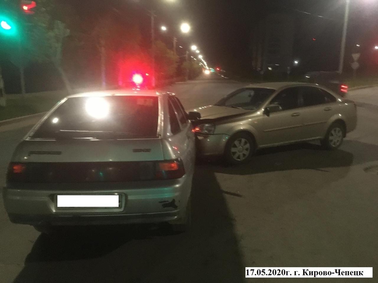 На проспекте Мира пьяная женщина-водитель спровоцировала ДТП с пострадавшими