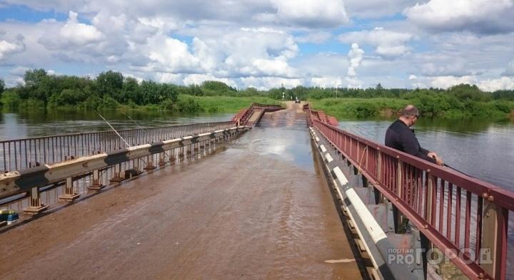 Мост на Каринторф планируют открыть не раньше конца июня