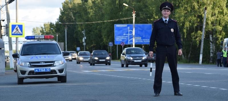 В Кирово-Чепецке снова пройдут массовые проверки водителей
