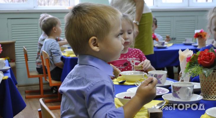 В одном из детских садов Кирово-Чепецка у ребенка выявили коронавирус
