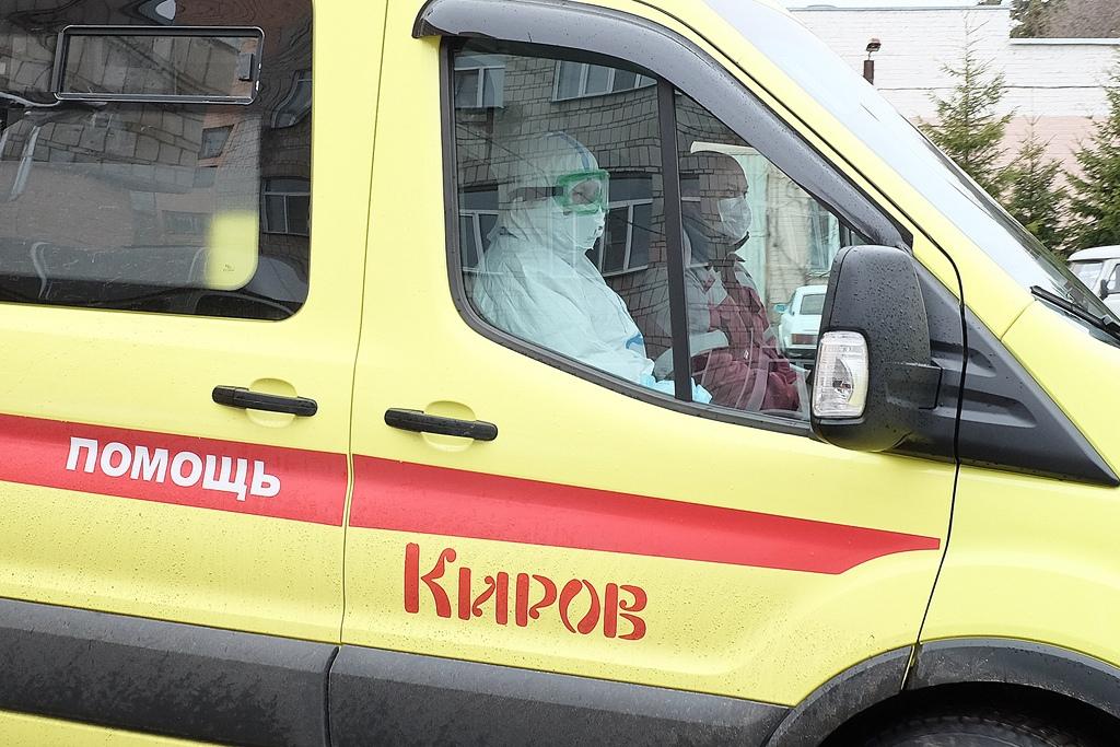 В Кировской области стало больше пациентов с COVID-19 в тяжелом состоянии