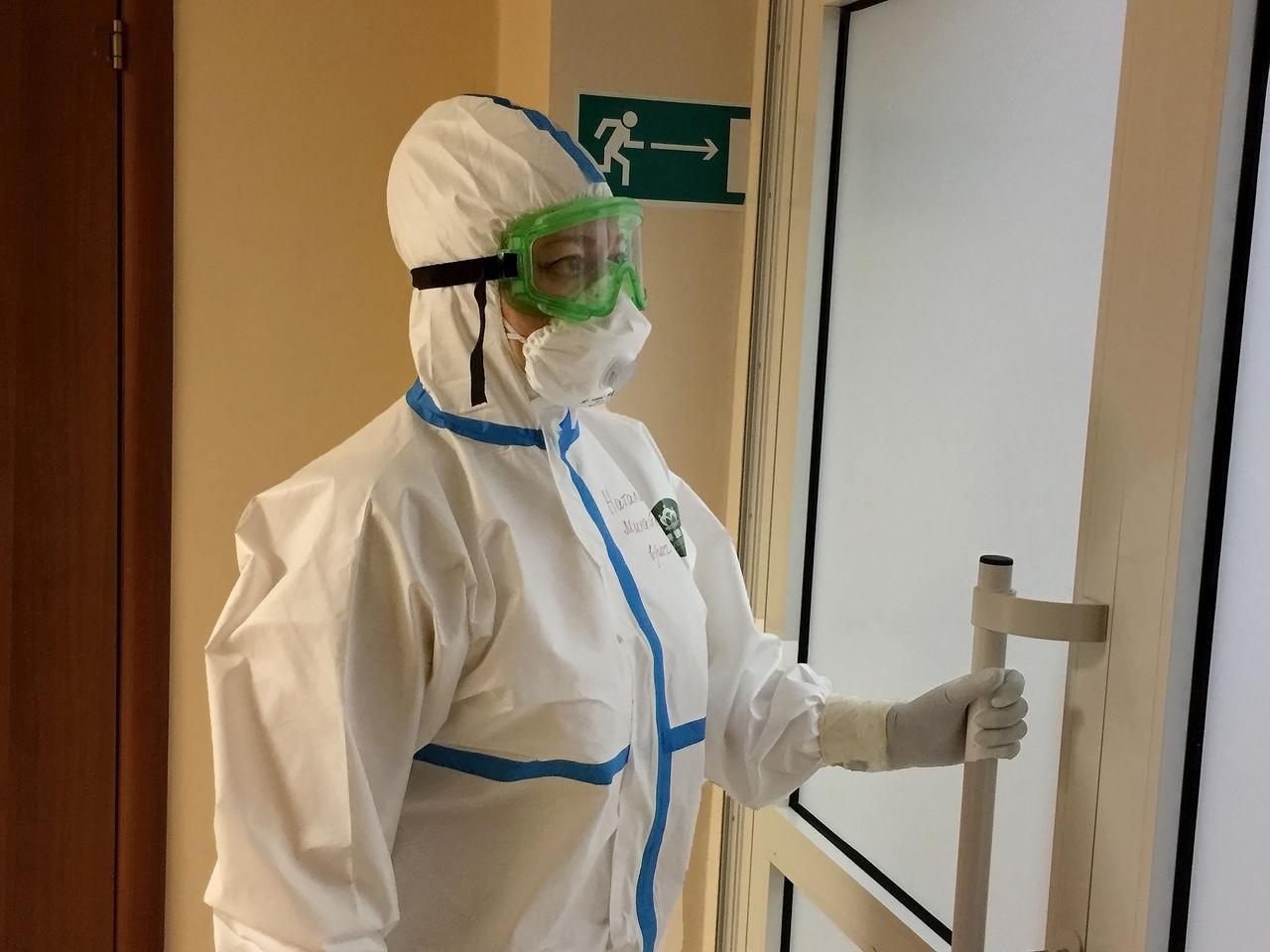 Оперштаб опубликовал новые данные о заболевших коронавирусом в Кировской области