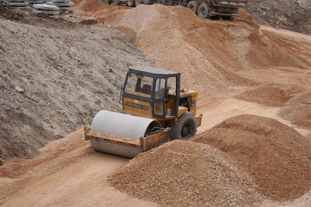 В Кирово-Чепецком районе незаконно вывезли песка на 55 миллионов рублей