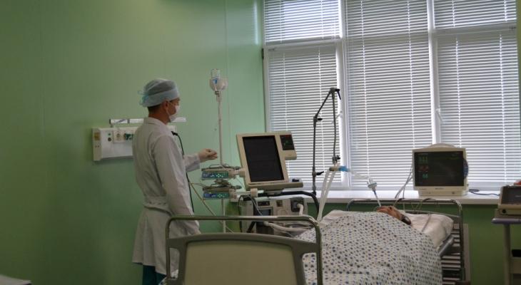 В Кировской области возросло число смертей среди пациентов с коронавирусом